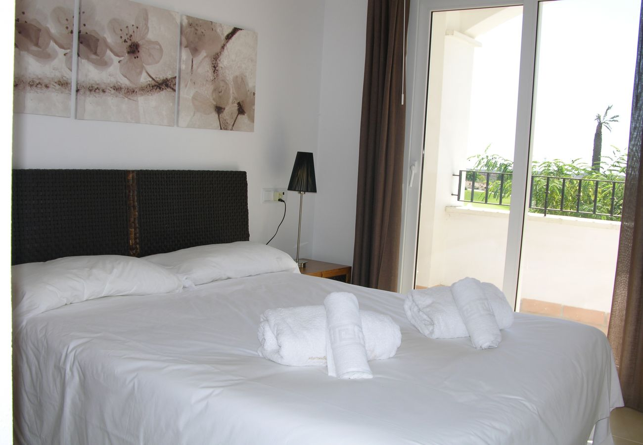 Apartamento em Sucina - Hacienda Riquelme Golf Resort - 1508