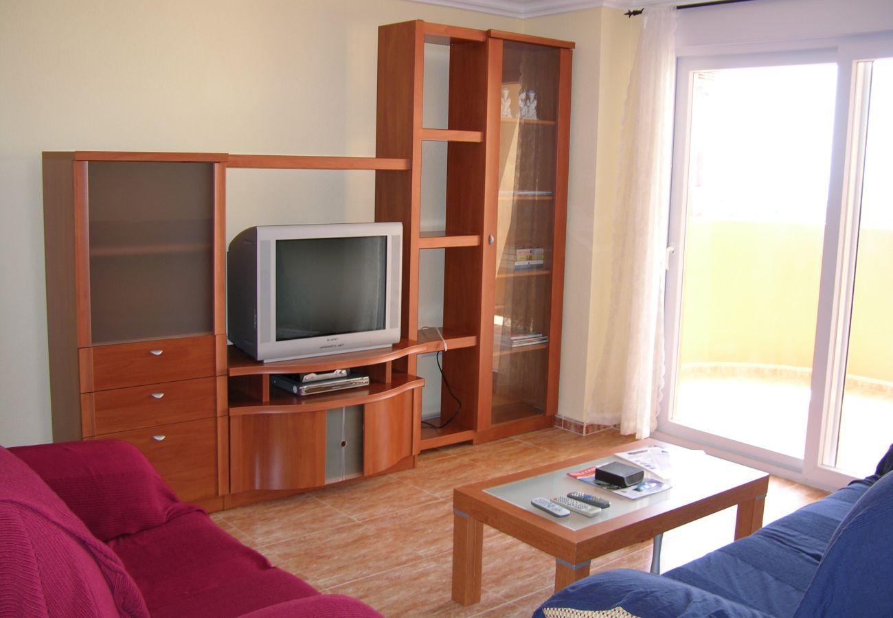 Apartamento em La Manga del Mar Menor - Los Miradores del Puerto - 1507
