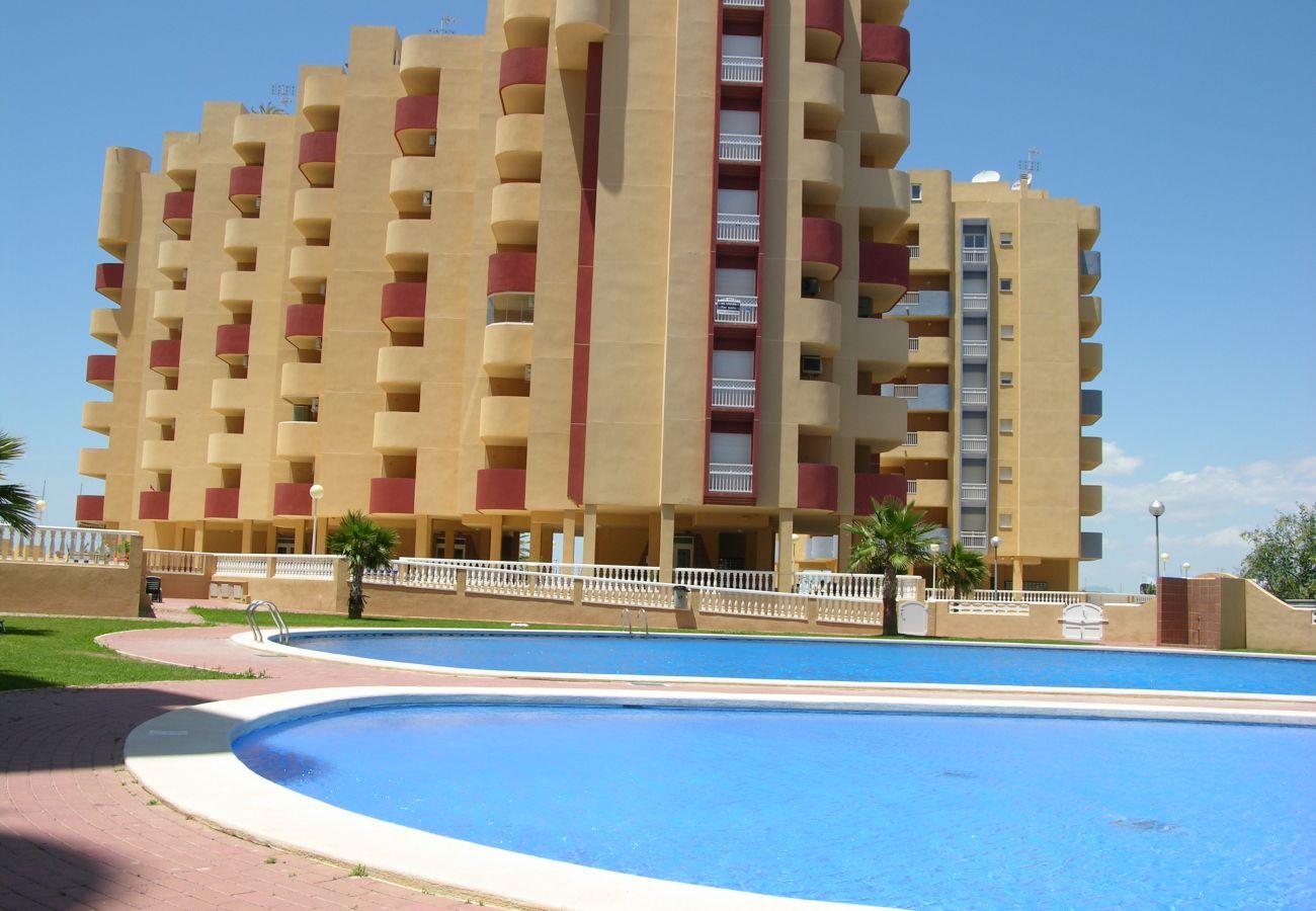 Apartamento em La Manga del Mar Menor - Los Miradores del Puerto - 5207
