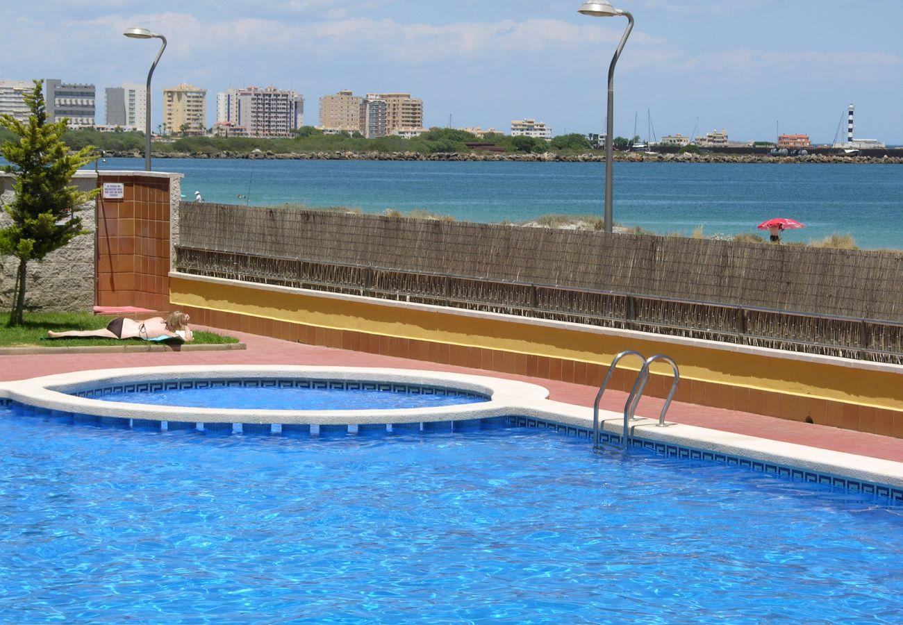 Apartamento em La Manga del Mar Menor - Playa Principe - 6507