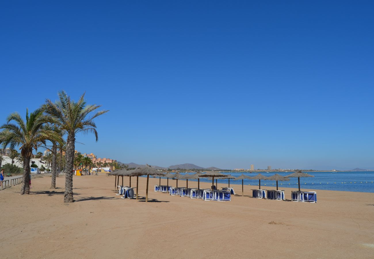 Apartamento em Playa Paraiso - Villa Cristal - 9907