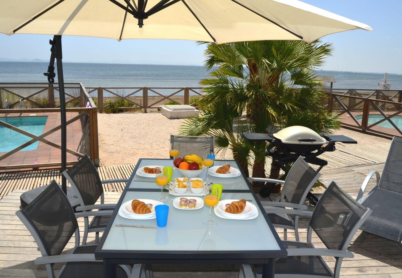 Apartamento em La Manga del Mar Menor - Arenales del Mar Menor - 9308