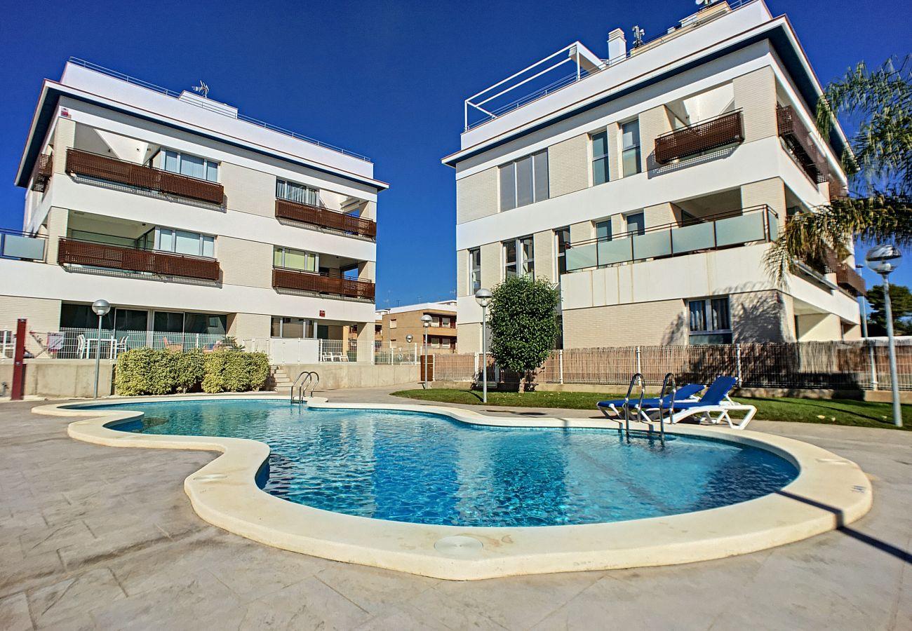 Apartamento em San Javier - El Mirador de La Ribera - 0109