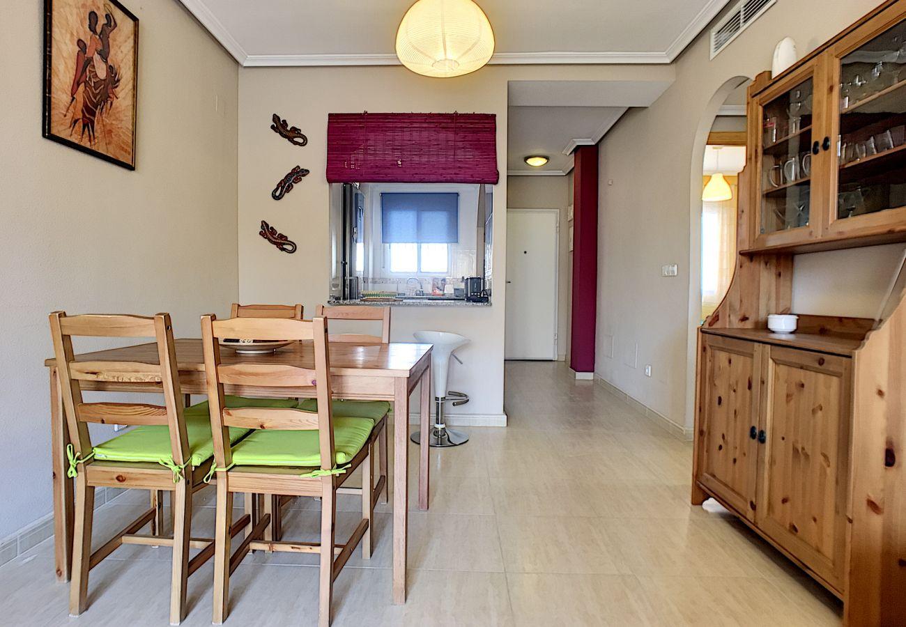 Apartamento em Mar de Cristal - Ribera Beach 2 - 0709