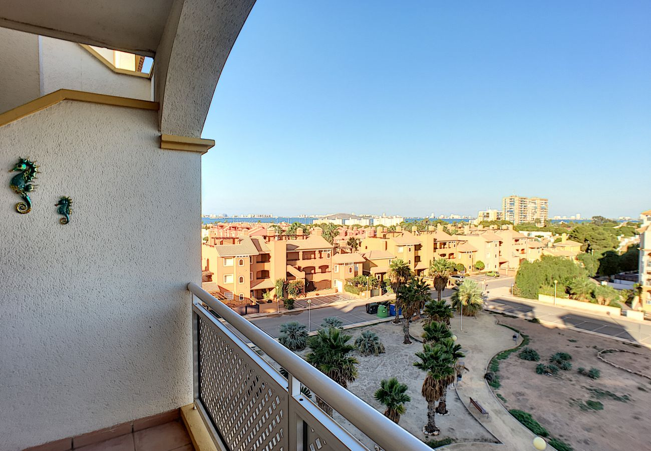Apartamento em Mar de Cristal - Ribera Beach 3 - 1009