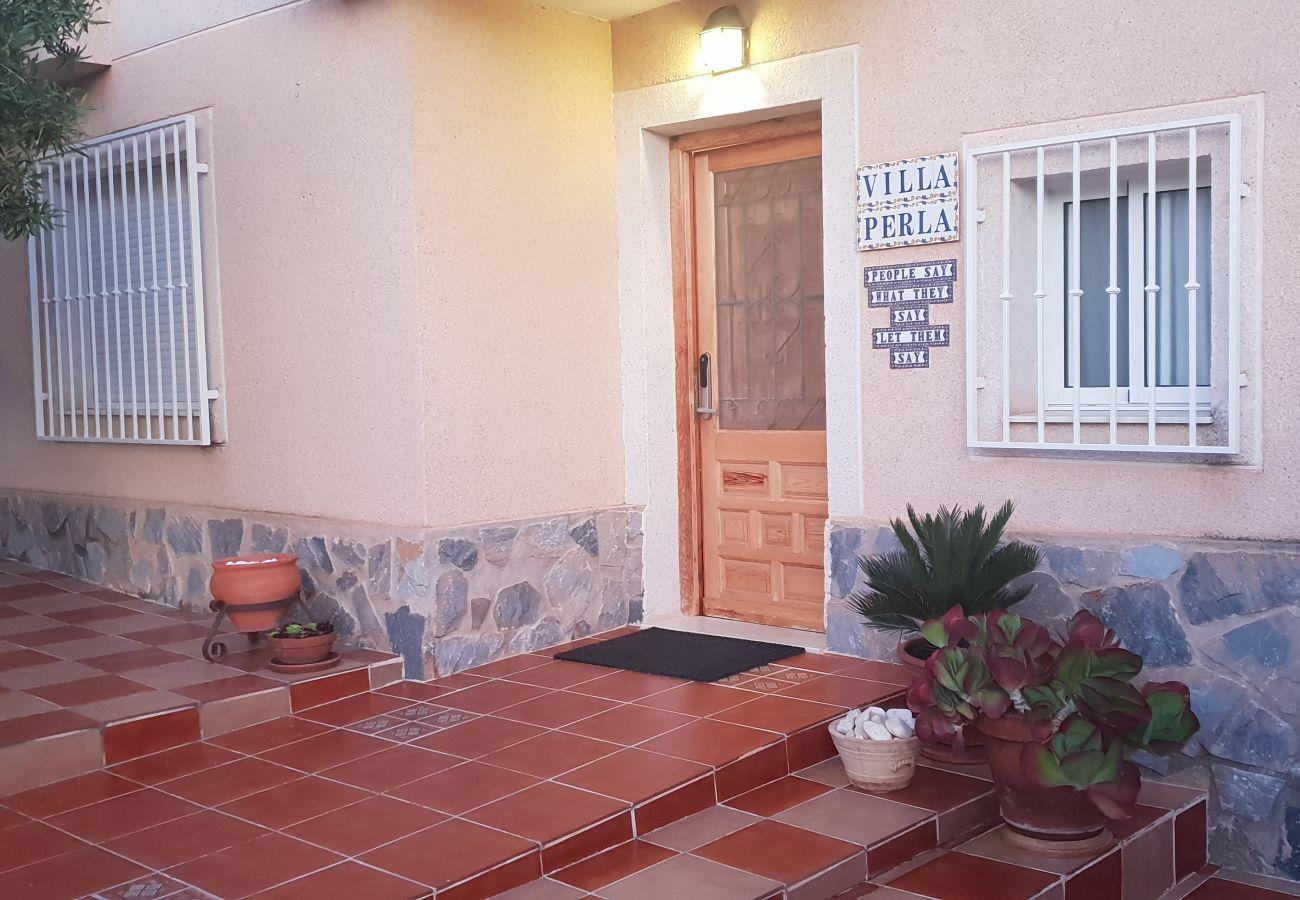 Villa em Puerto de mazarron - Villa Perla - Puerto de Mazarron
