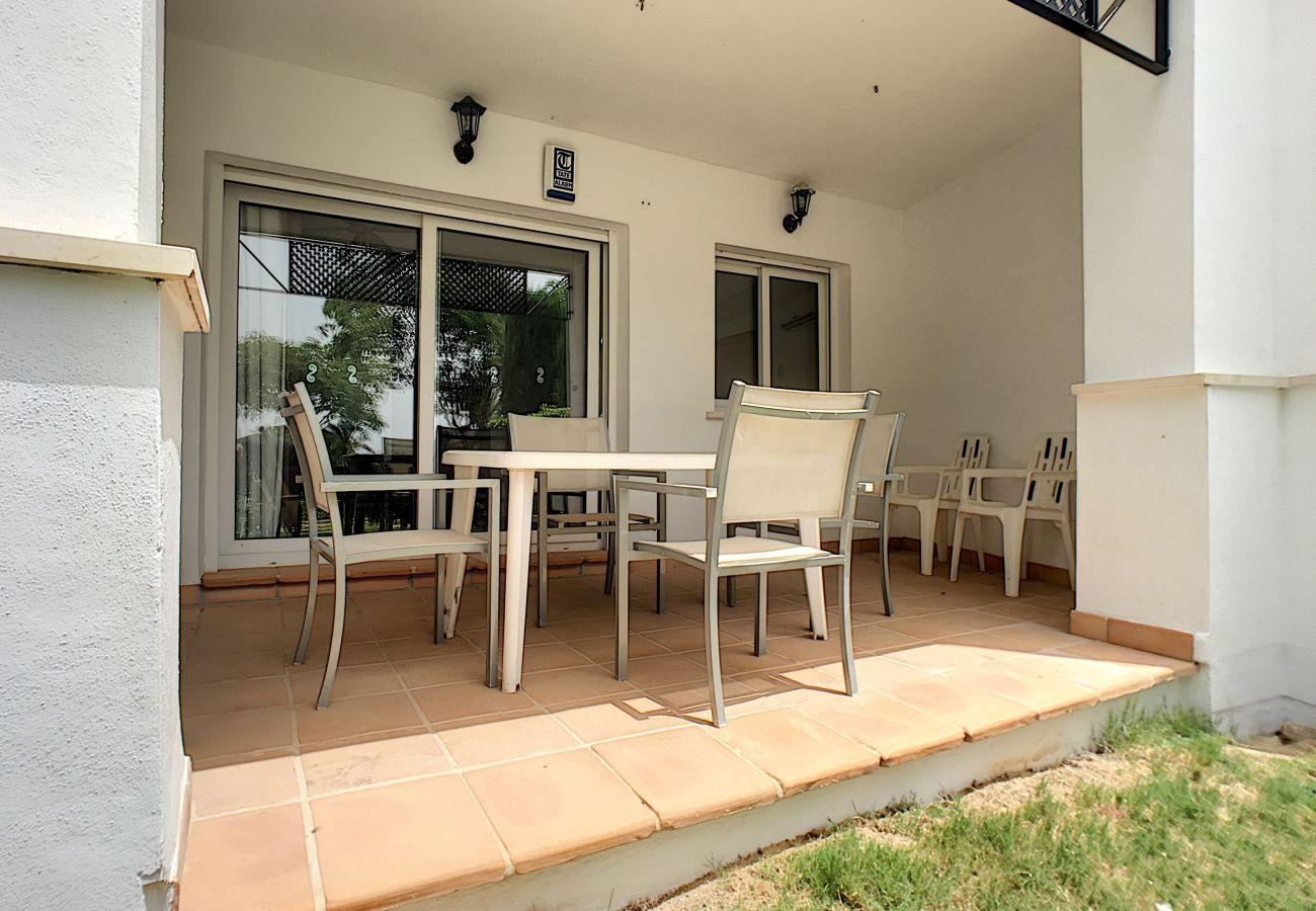 Apartamento em Roldan - La Torre Apartment - 4309
