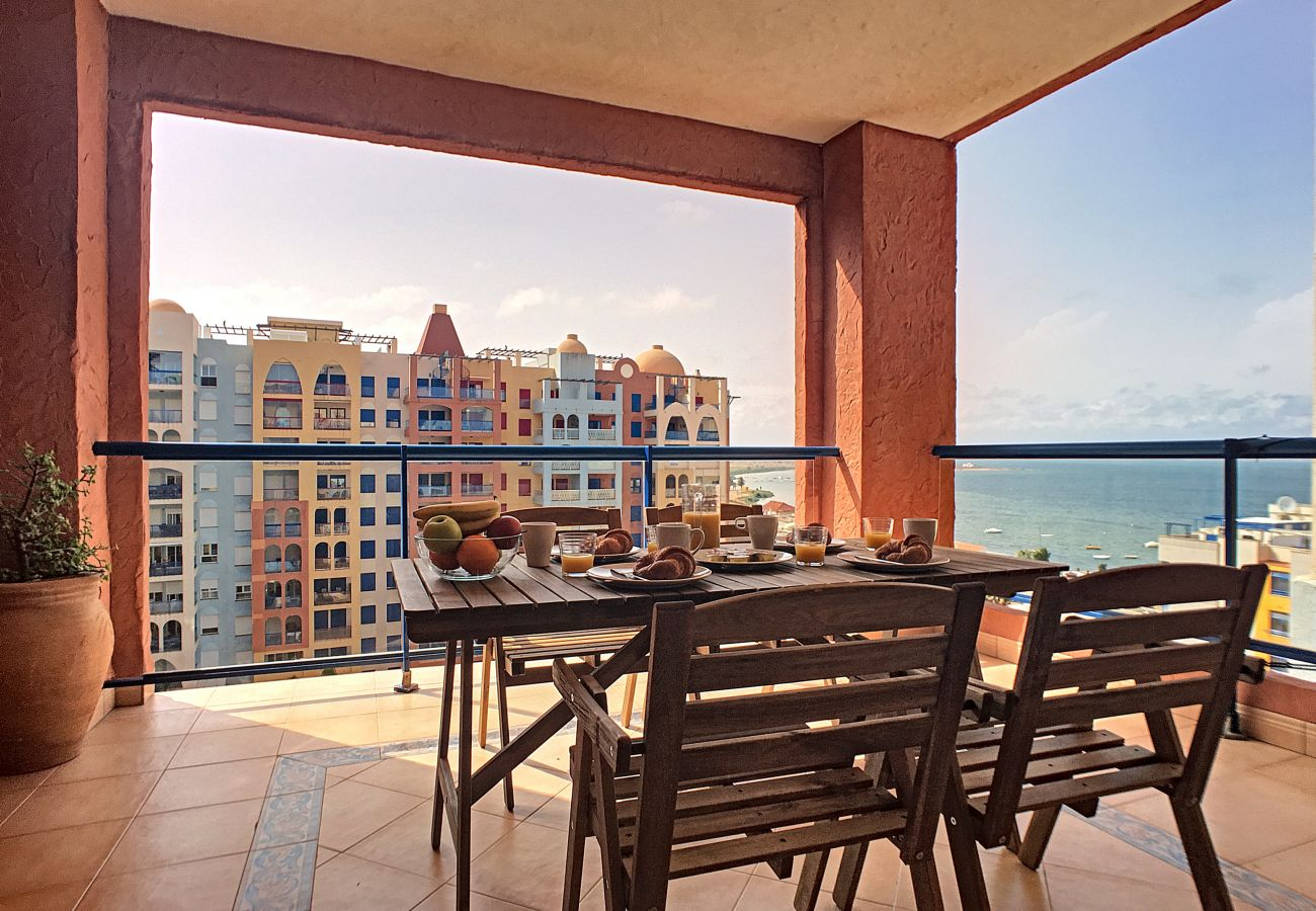 Apartamento em Playa Honda - Verdemar 3 - Shankar (1306)