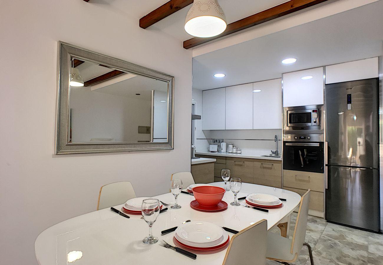 Apartamento em Mar de Cristal - Miraflores Apartment - 1309