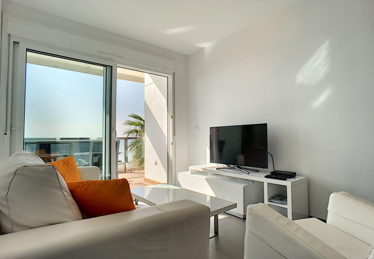 Apartamento em La Manga del Mar Menor - Arenales - Van de Sype 111