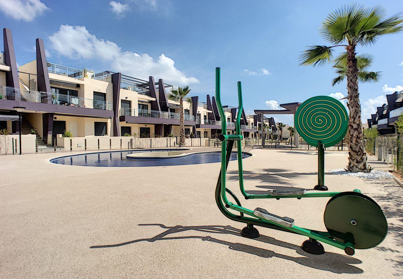 Apartamento em Pilar de la Horadada - Playa Elisa Apartment @ Mil Palmeras