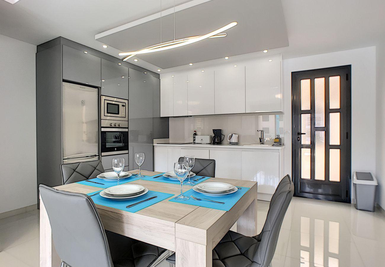 Apartamento em Pilar de la Horadada - Playa Elisa Bay - Sun & Fun