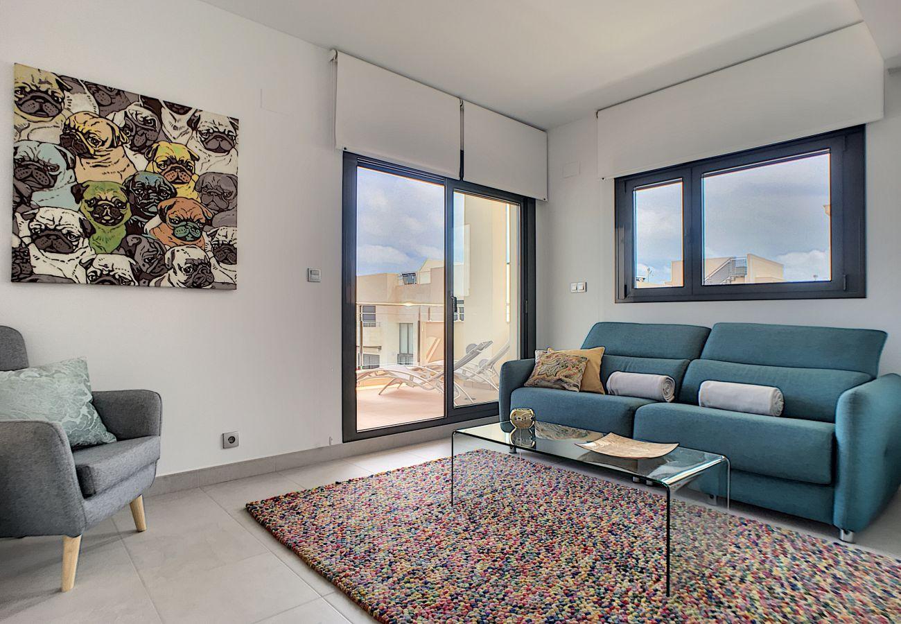 Apartamento em Orihuela Costa - Jardines de Montesolana @ Orihuela Costa