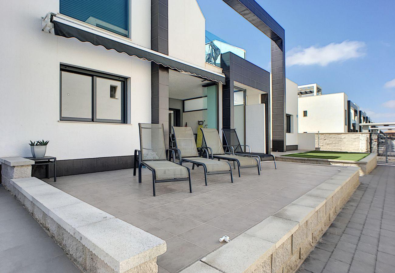 Apartamento em Orihuela Costa - Casa Moreno - Oasis Beach