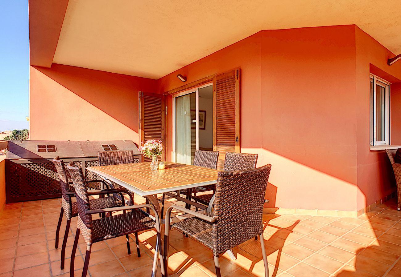 Apartamento em Mar de Cristal - Albatros Playa 1 - 35071