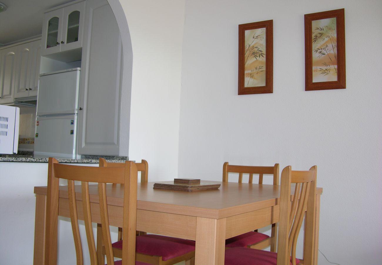 Apartamento em Mar de Cristal - Ribera Beach 1 - 31071