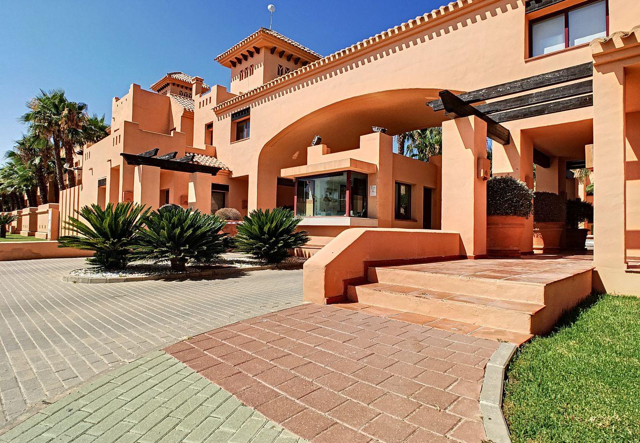 Apartamento em Los Alcazares - Nueva Ribera Beach Club - 2B8