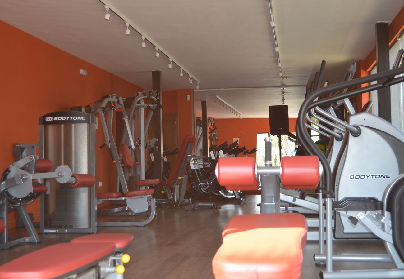 Gym and fitness centre in Mar de Cristal - Resort Choice