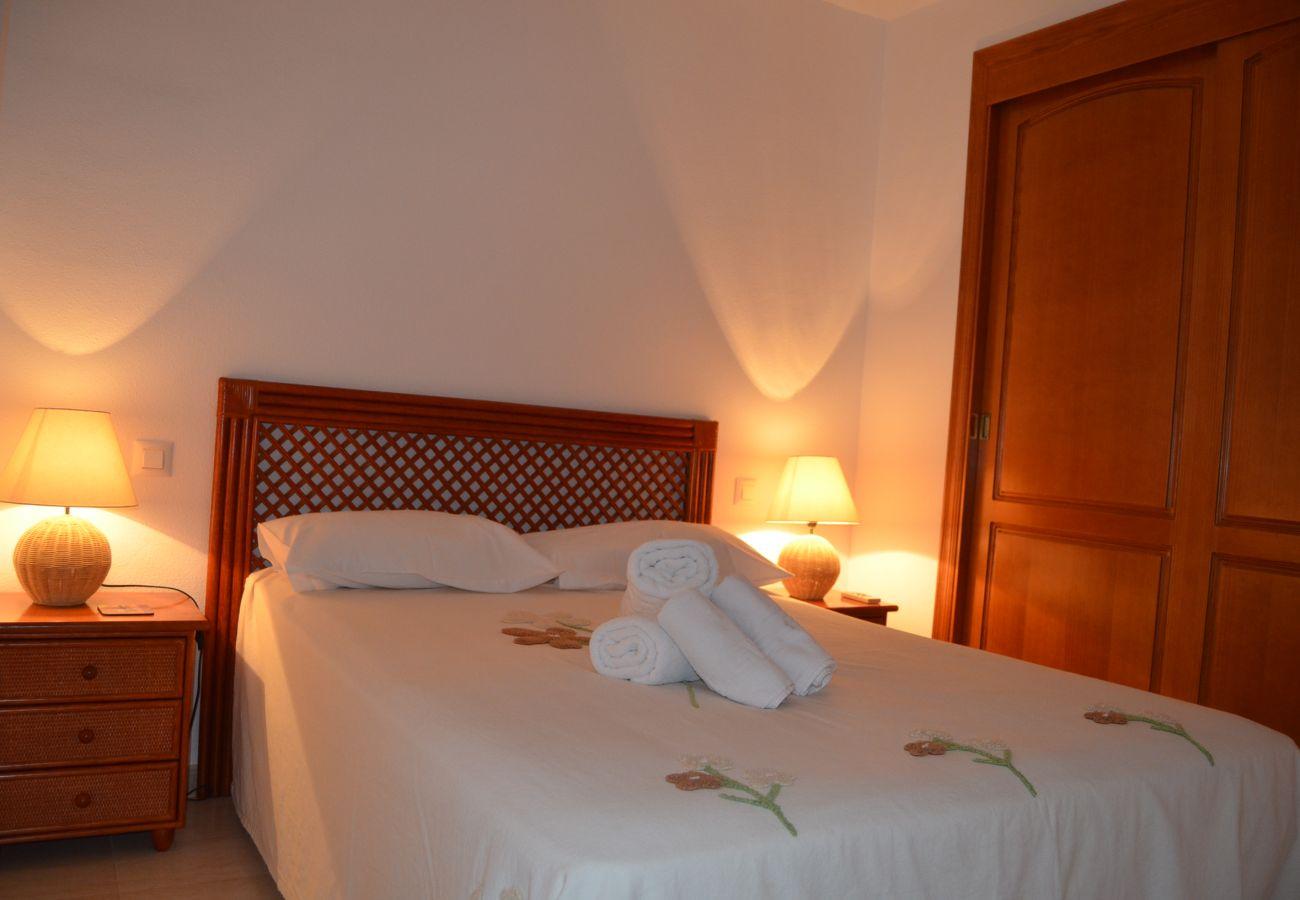 Double bed bedroom - Resort Choice
