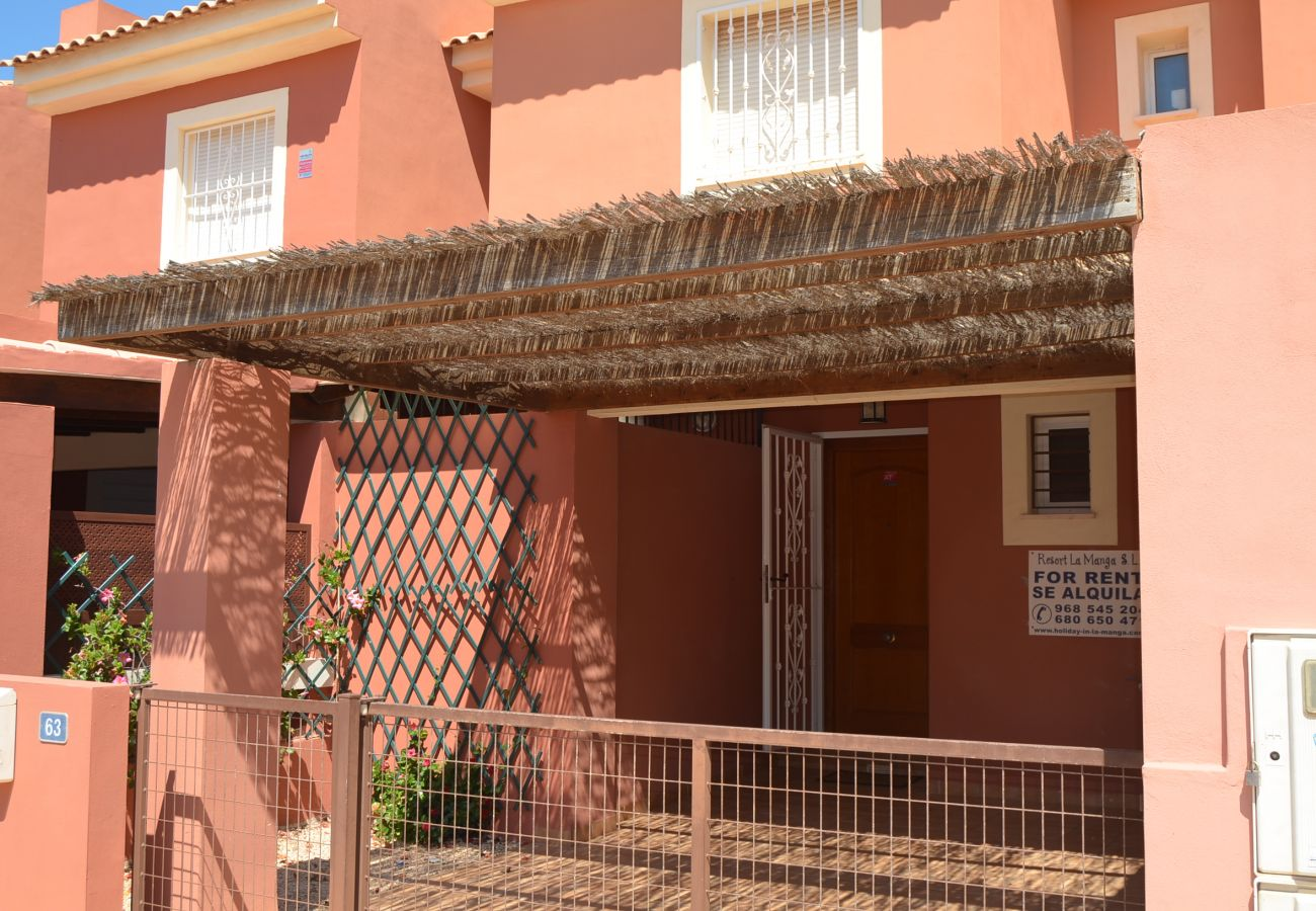 Accommodation house's front view - Resort Choice