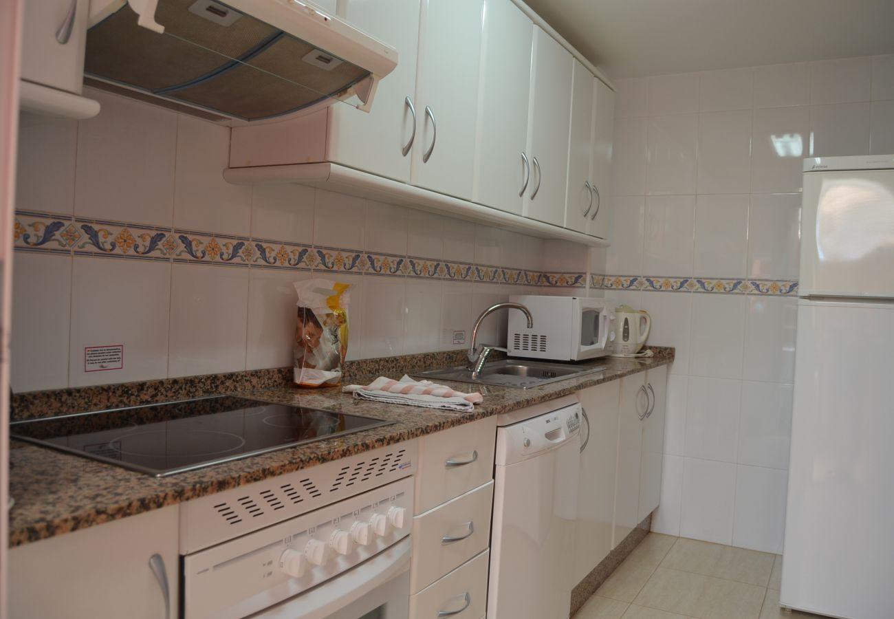 Kitchen area - Resort Choice