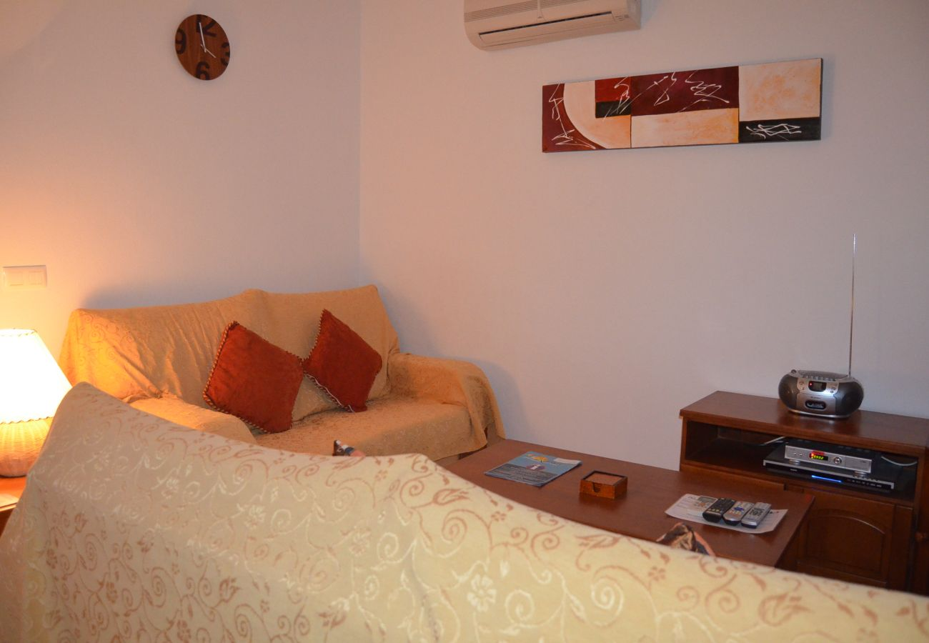 Living room in Albatros Playa 2 complex - Resort Choice