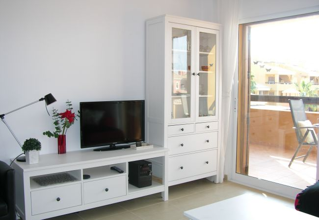 Large living room in Albatros 3, Mar de Cristal Apartment - Resort Choice