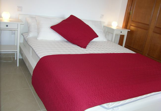Double Bed bedroom with furniture - Resort Choice