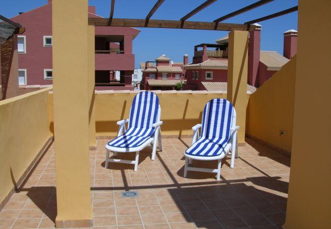 Spacious roof terrace - Resort Choice