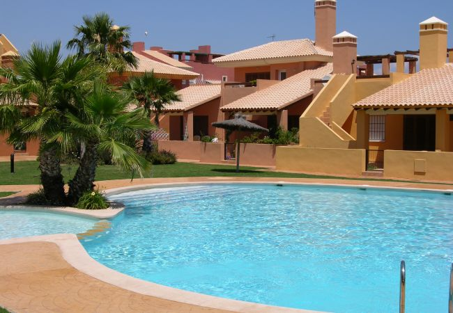 Ground floor apartment with outdoor swimming pool - Resort Choice