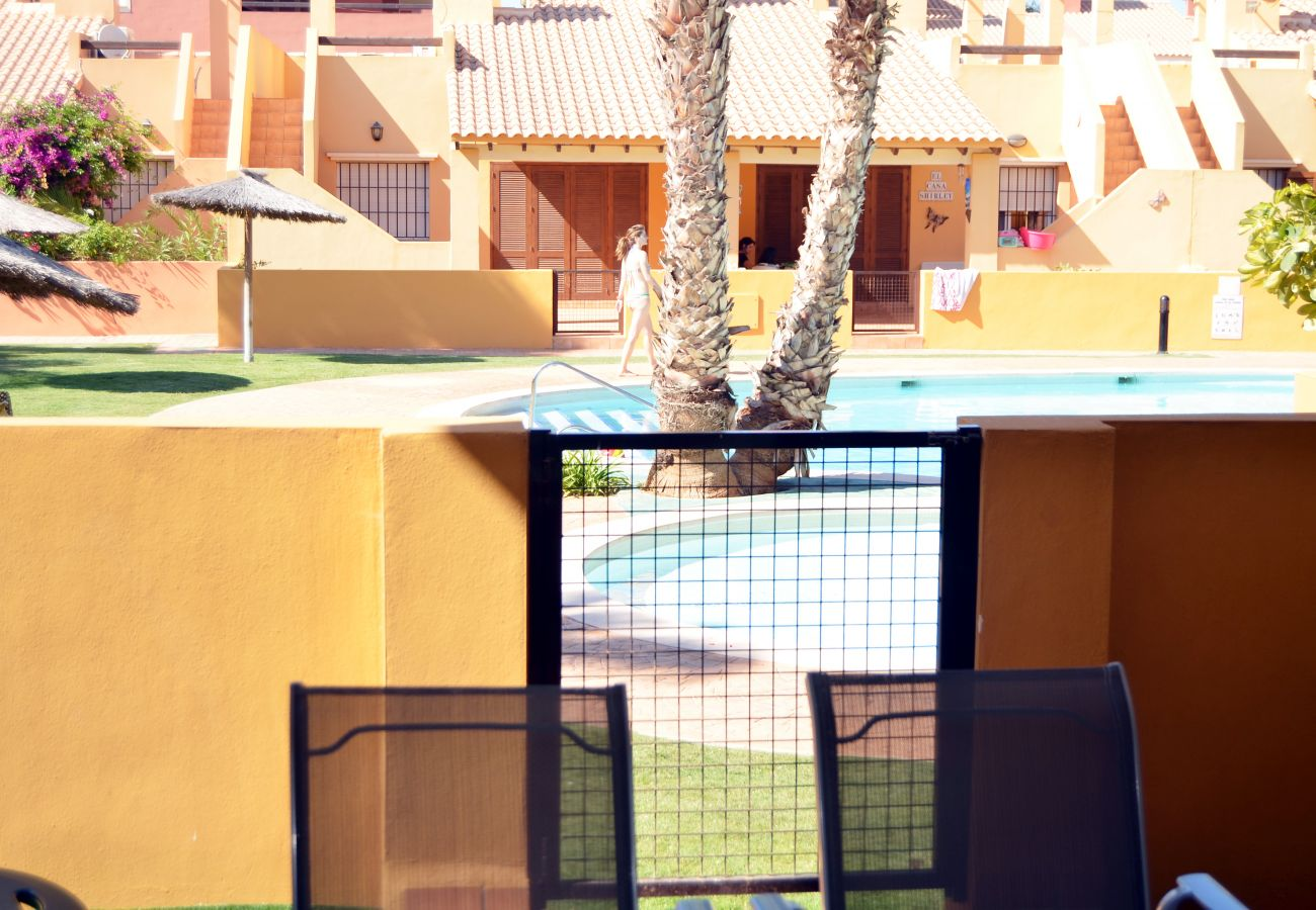 Spacious terrace with multipurpose sitting area - Resort Choice