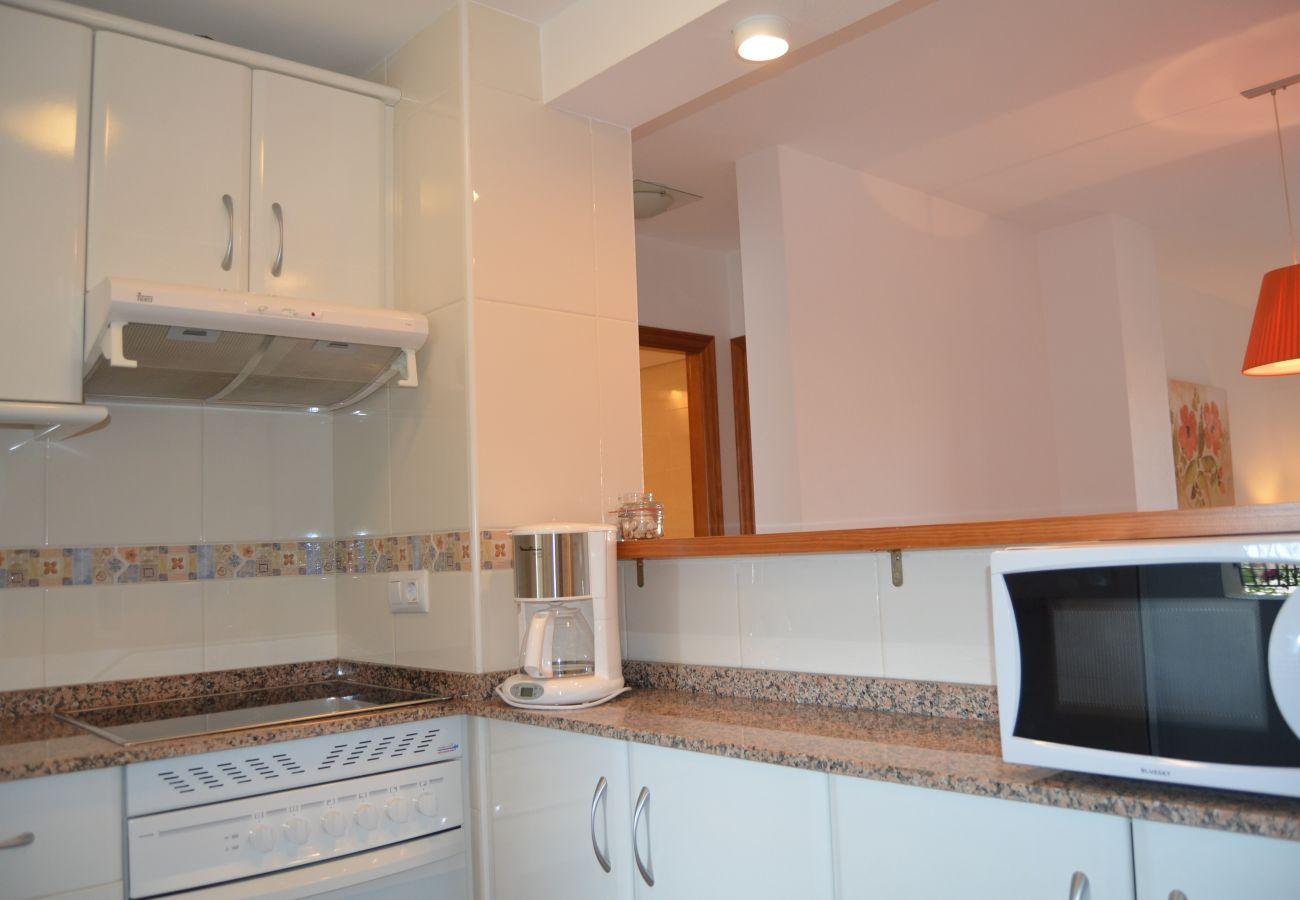 Spacious Kitchen with modern appliances - Resort Choice