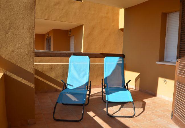 Albatros 1 apartment having spacious balcony - Resort Choice