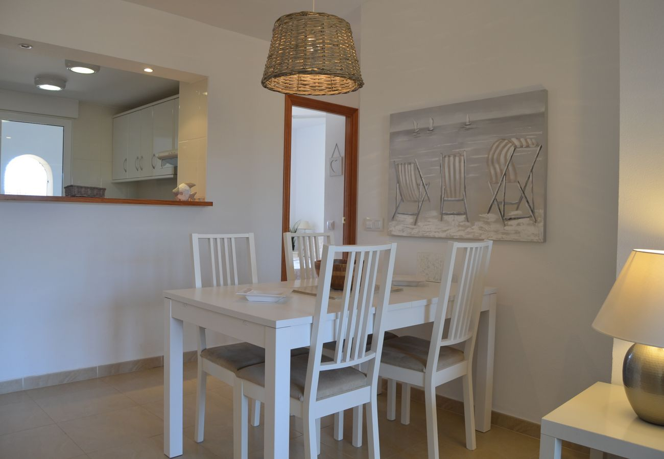 Modern and spacious Dining Room - Resort Choice