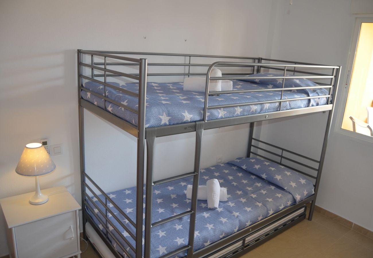 Modern double floor bedroom for children - Resort Choice