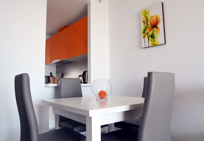 Modern Dining room in Family apartment - Resort Choice
