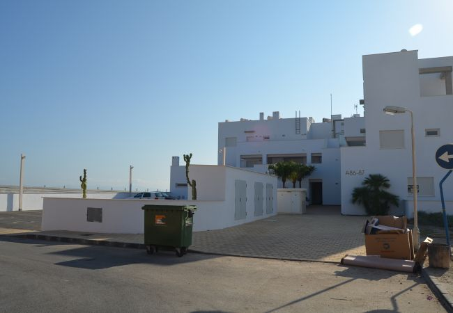 Exterior view of Arenales family apartment in La Manga - Resort Choice