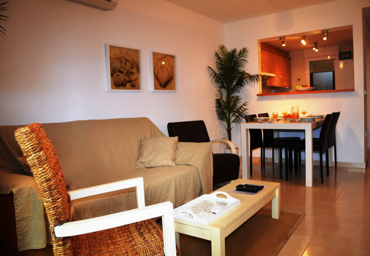 Well equipped living room - Resort Choice