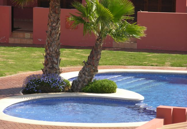 Outdoor swimming pool in Arona 1 Complex - Resort Choice