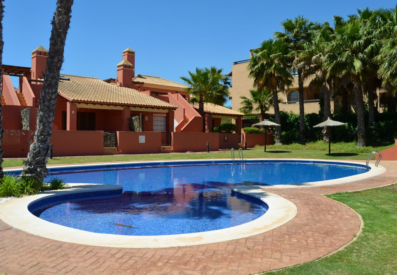 Luxurious bungalow with spacious swimming pool