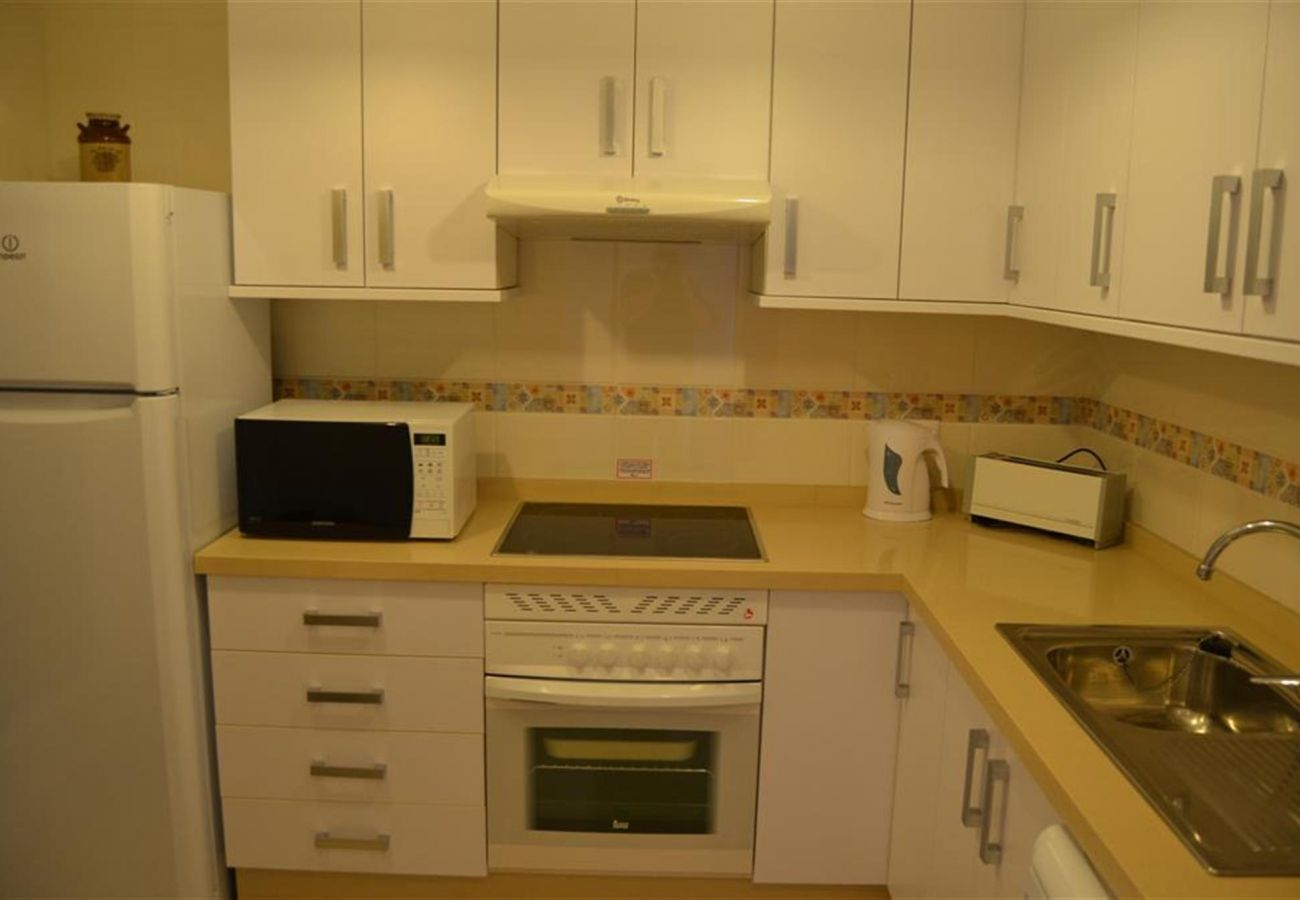 Modern Kitchen equipped with all appliances - Resort Choice