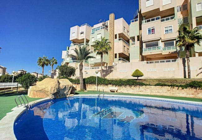 Apartment in Cabo de Palos - Cala Azul - 0705