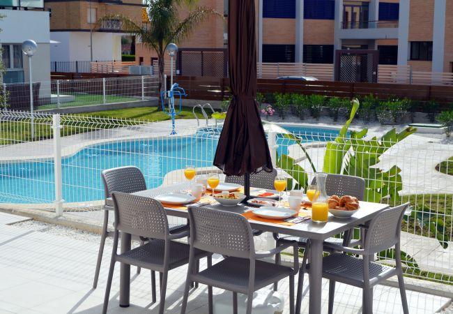 Apartment in Santiago de la Ribera - El Mirador de La Ribera - 7408