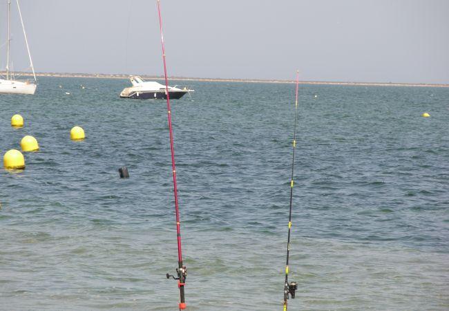 Santiago de la Ribera Beach for relaxation and for enjoy