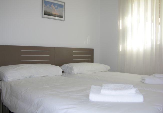 Beautiful double bedroom of La Torre Golf Resort townhouse