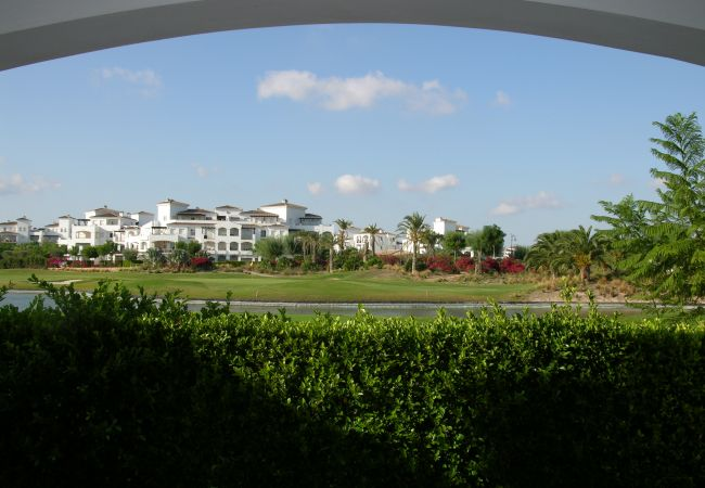 Beautiful views from La Torre Golf Resort townhouse
