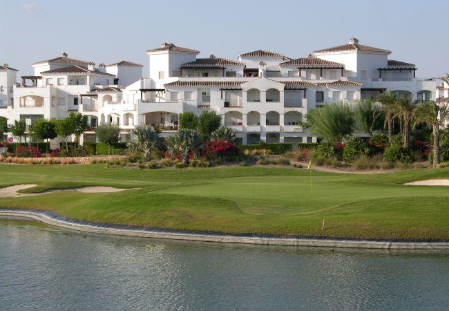 Beautiful exterior of La Torre Golf Resort townhouse