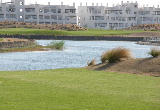 Beautiful golf area of Las Terrazas de La Torre