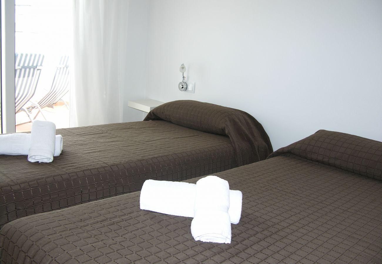 Beautiful single bedroom of Las Terrazas de La Torre Golf apartment