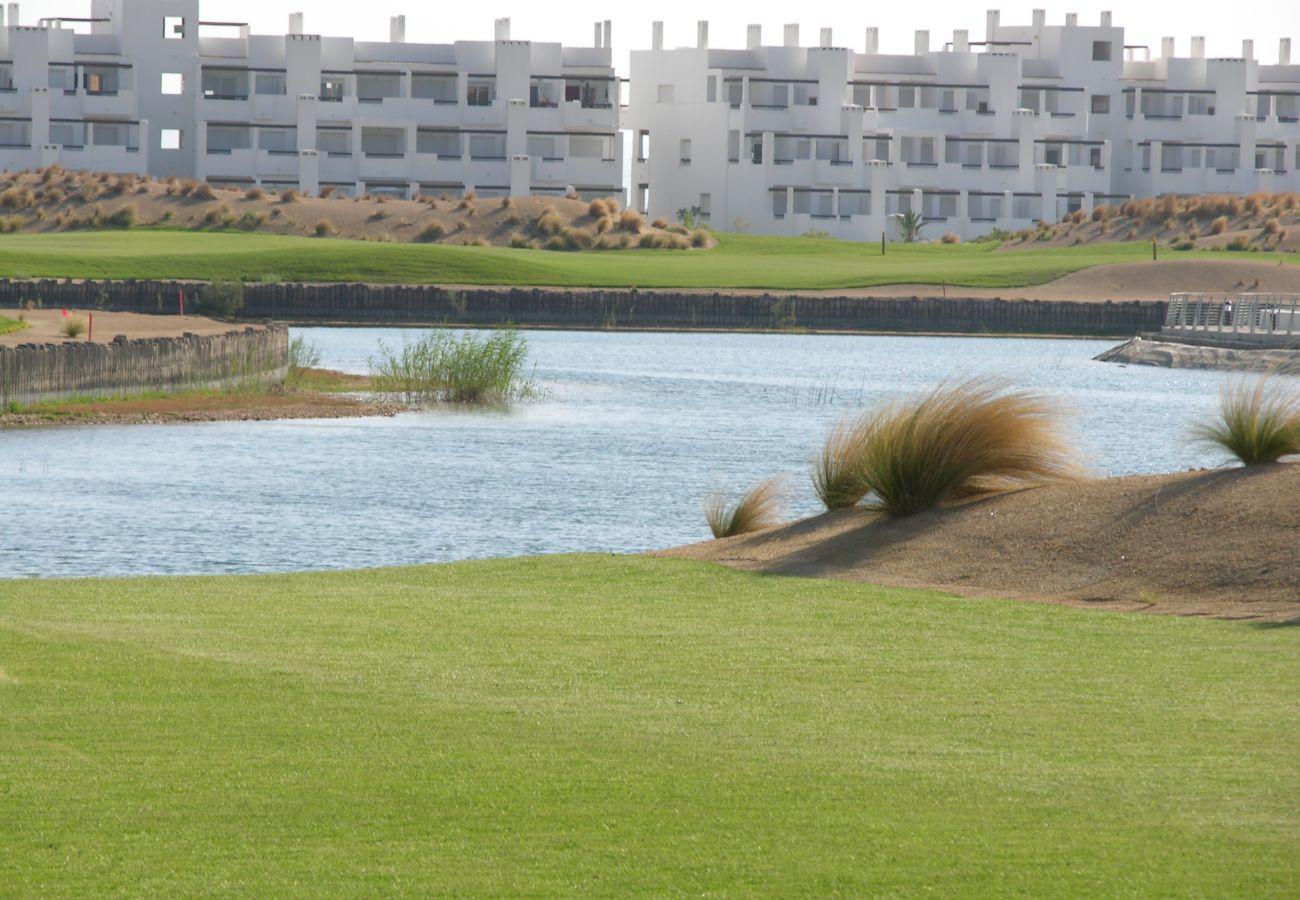 Beautiful golf area of Las Terrazas de La Torre